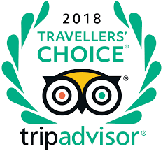 TripAdvisor 2018 Travelers choice award